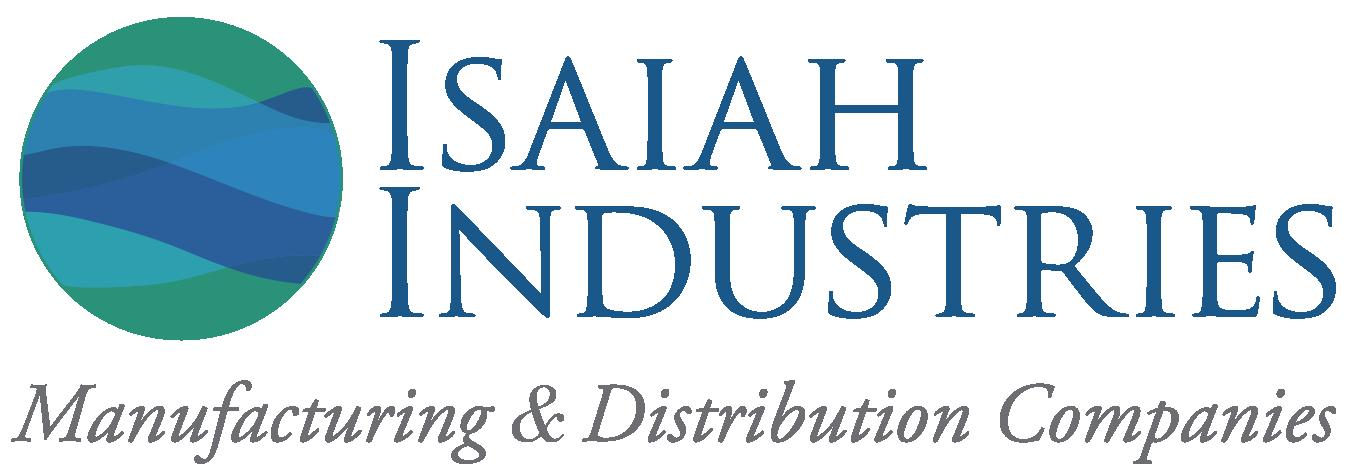 Isaiah Industries, Inc. logo